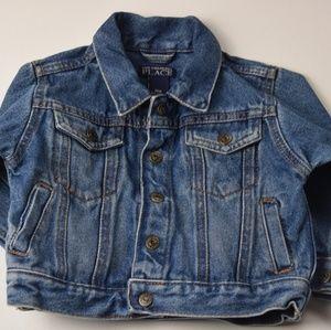 Unisex Blue Jean Jacket